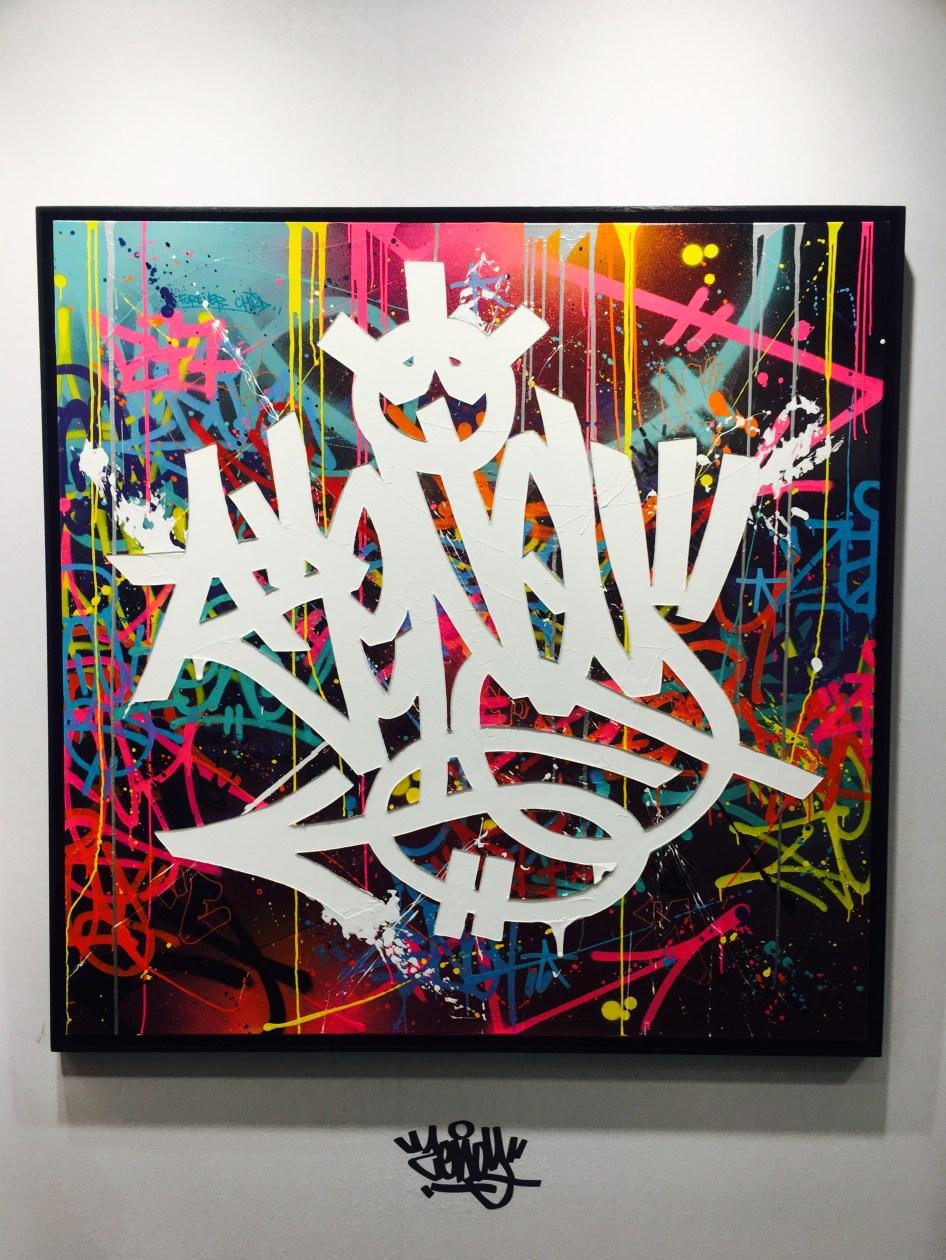 Zenoy à la Galerie Saltiel (D201)