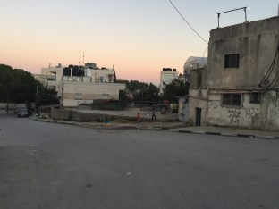 paysage palestine