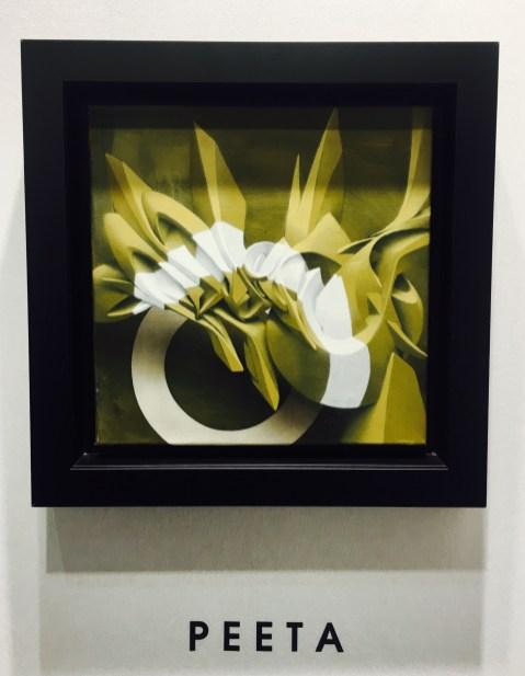 Peeta à la Galerie Saltiel (D201)