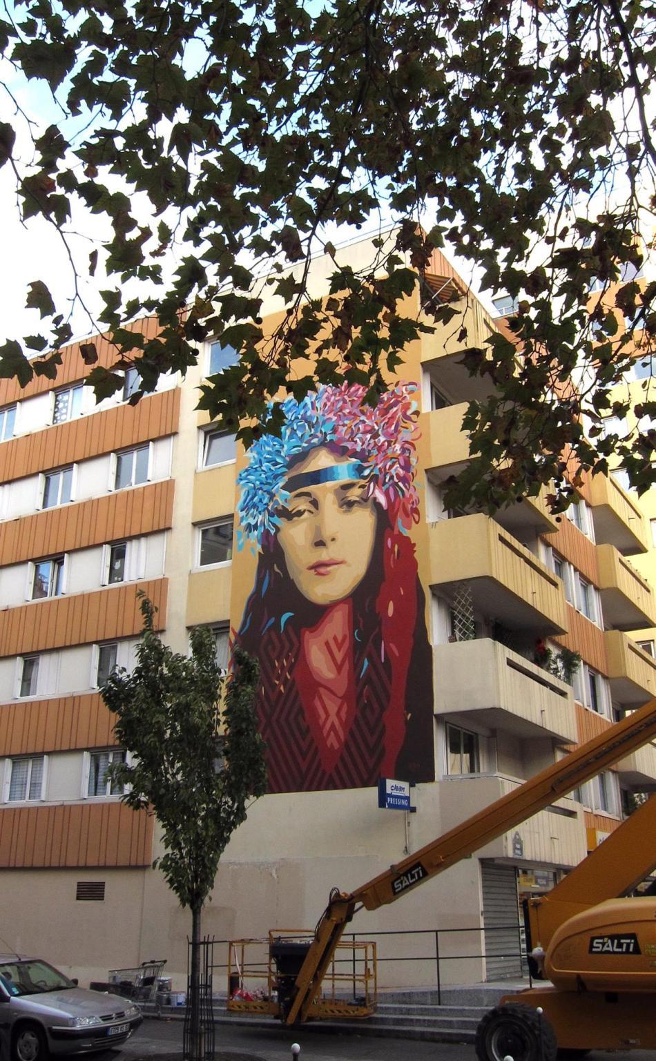 BTOY boulevard vincent auriol, 2014