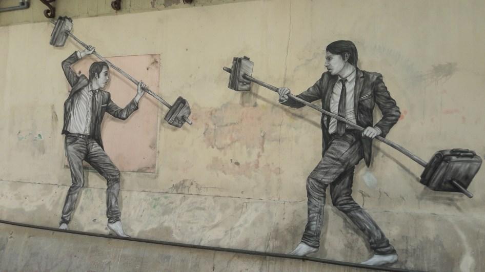 Fresque achevée ©Streep