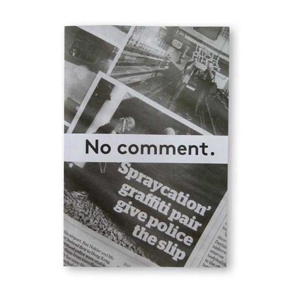 Nocommentzine