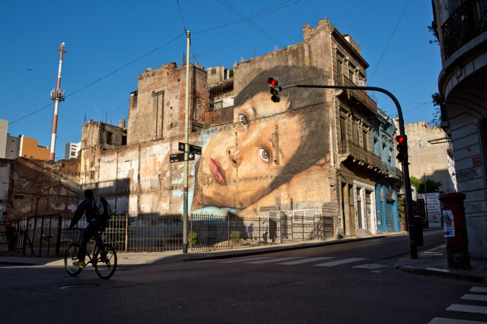 David, Jorge Rodriguez Gerada,Buenos Aires, Argentine, 2015 © Ana Alvarez-Errecalde
