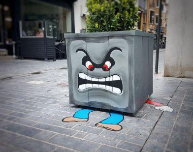 OAK OAK (FR),Ostende, 2018