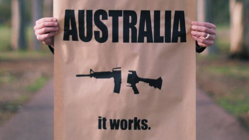 Australia it works ©Peter Drew