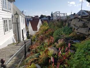 Stavanger, vieille ville, Norvège, 2018 ©Streep