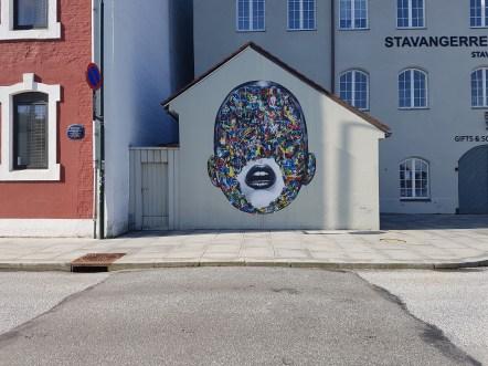 Martin Whatson, Nuart Festival, Stavanger, Norvège ©Streep