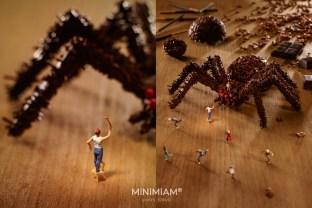 Bonbek, Même pas peur, 2014 © Minimiam