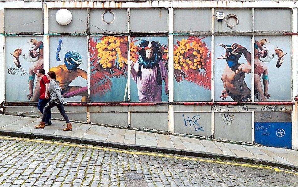 Edimbourg crédit Drivethrucafe flickr