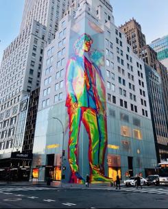 Virgil Abloh, New York, 2019 ©Virgil Abloh