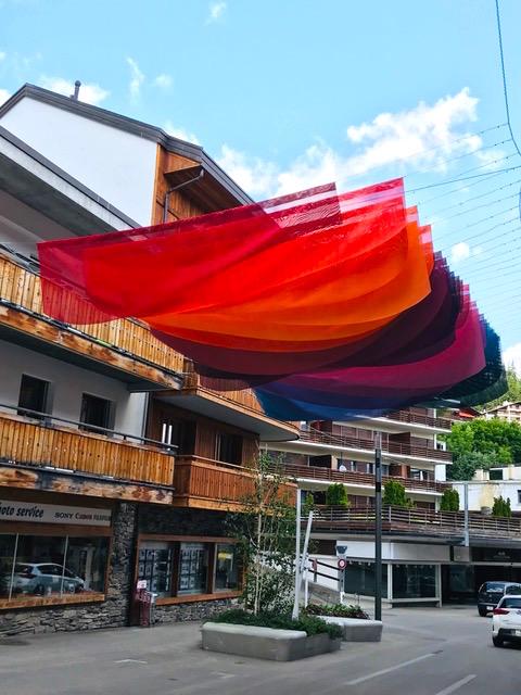 Quintessenz, Crans-Montana, 2019 ©Vision Art festival