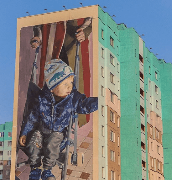 Slim & Wedo, Urban Myths, Minsk, 2019