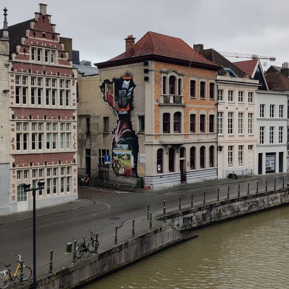 Smates, 2019, Gand ©Streep 2020