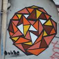 bulbe street art Lyon