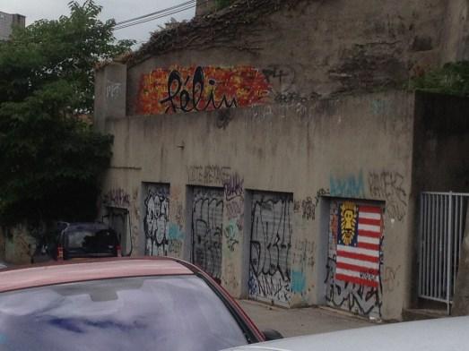 félin street art