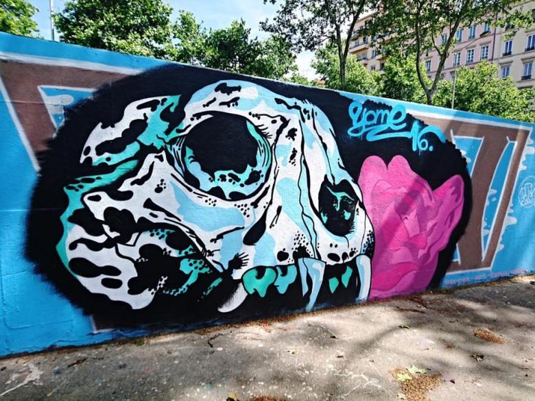 yome graffiti