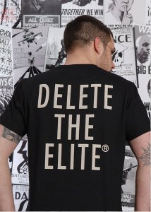 Delete the Elite, carrot clothing