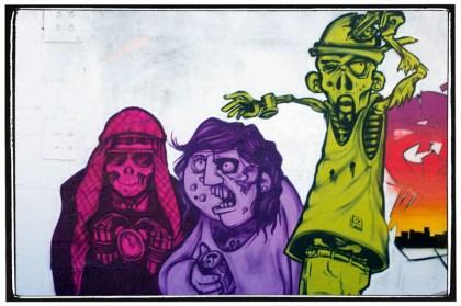 People, Miami Street Art