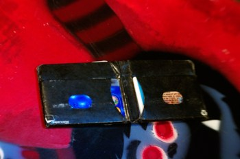 Paper Wallet at 8 months hard use