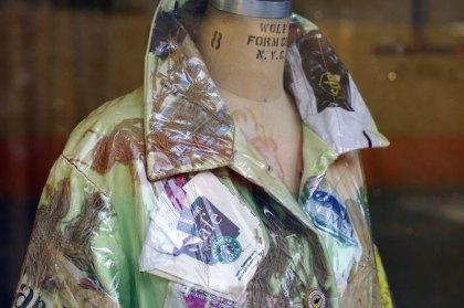 Garbage Coat, Asheville North Carolina