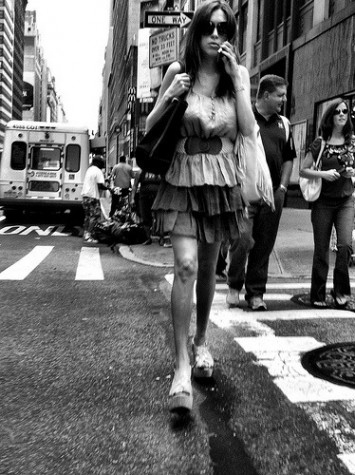 street fashion by Kevin Thornhill
