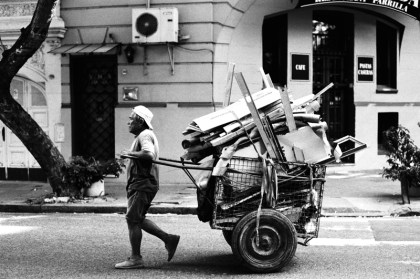 Recycle Man -  Buenos Aires