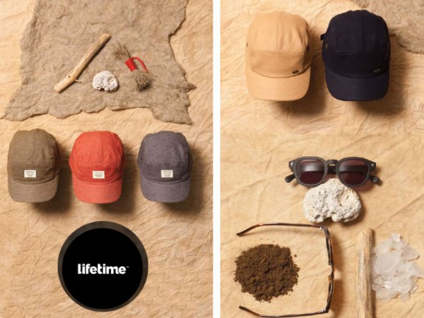 Men's Accessories by Lifetime Collective