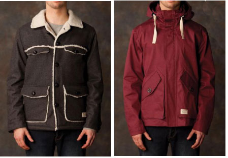 Men's Jackets by Lifetime Collective
