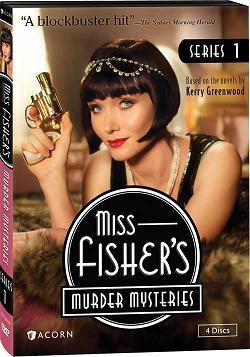 Miss Fishers Murder Mysteries Series1