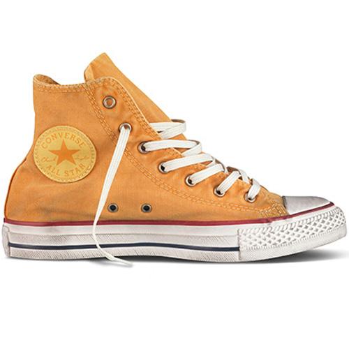 Converse-Chuck-Taylor-All-Stars-Hi-Washed-Shoe-Tan-~-Orange