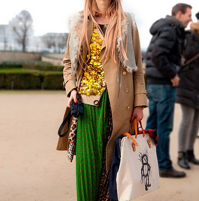Paris Fashion Week by Farid Bernat Ortells