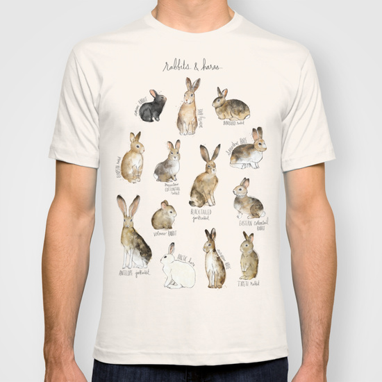 Rabbits and Hares Tee