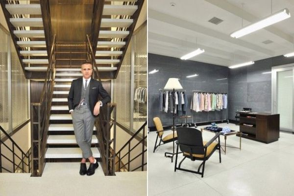 Thom Browne Flagship Store