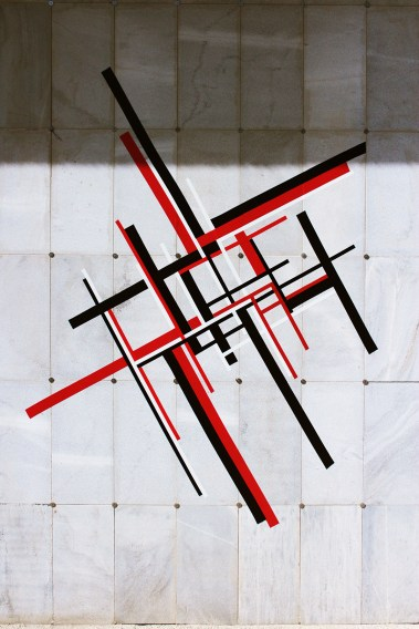 THIS IS NOT GEOMETRIC ABSTRACTION 3 |Location view