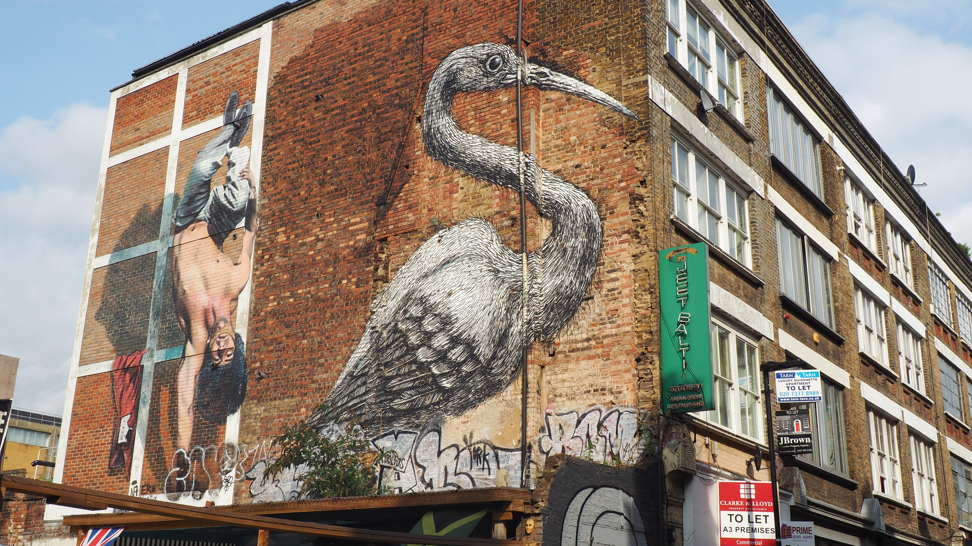 Introduction to the World of East​ ​London​ ​Street​ ​SmARTS: Street Art - Street Art Chat