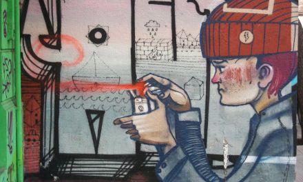 The Vibrant Street Art Scene in Santiago de Chile