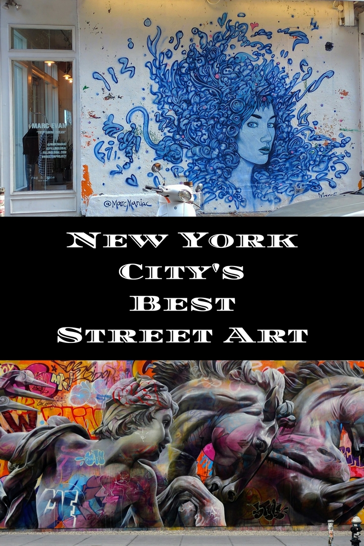 Tips to find the best street art in New York City