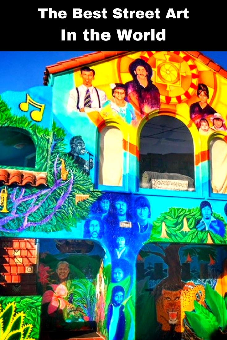 The Best Street Art Around the World