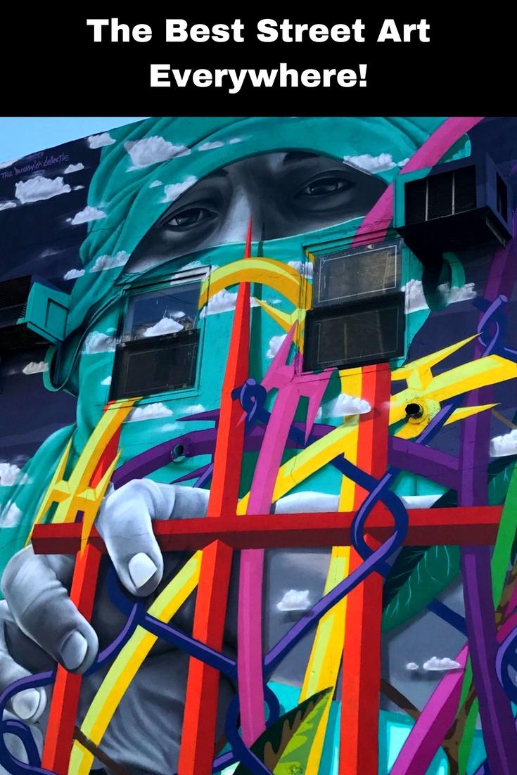 The World's Best Street Art