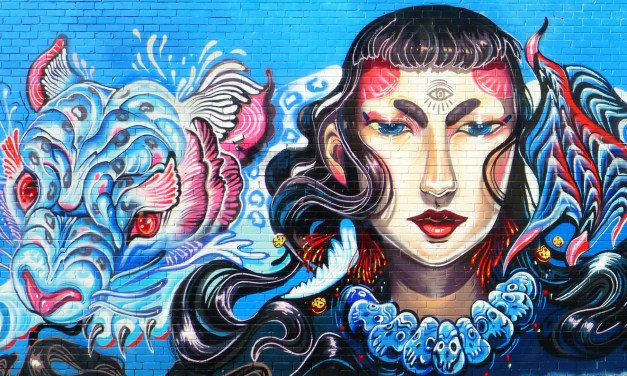 Where to Find Some of the Best Street Art in Melbourne