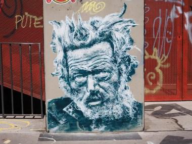 ein alter Mann von OSE