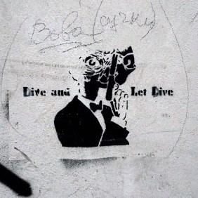 Live an let live