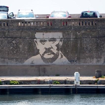 Kaimauer von Klaus Dauven