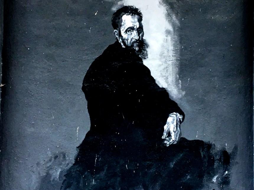 Portrait eines älteren Herrn