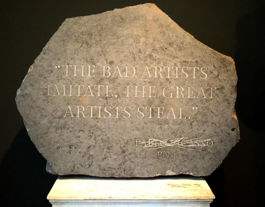 Picasso Spruch