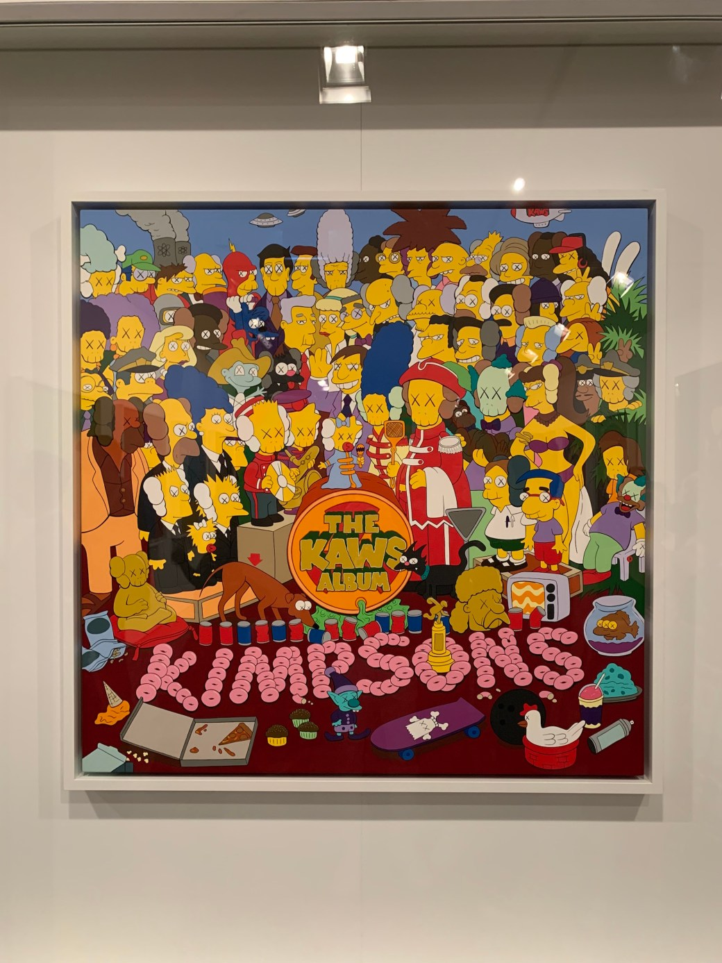 Coverage: Kaws Museum Exhibition At NGV Melbourne 6