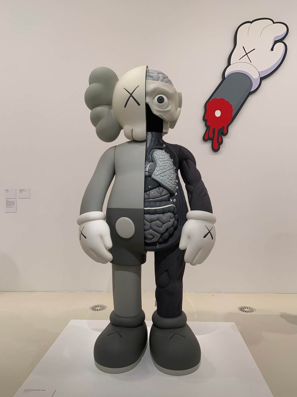 Coverage: Kaws Museum Exhibition At NGV Melbourne 14