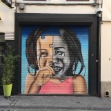 ~ By KAS ~ Smiles don't use skin colors - Brussels, Belgium