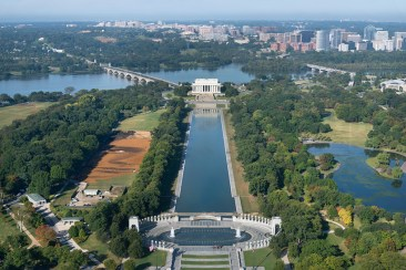 Blog: Jorge Rodríguez-Gerada at the national mall in DC