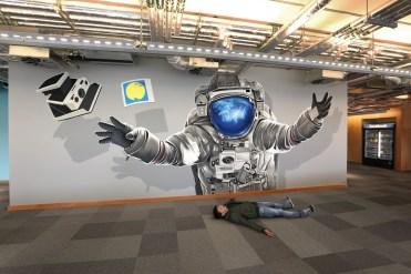 Astronaut 01 - Facebook Dublin 2014